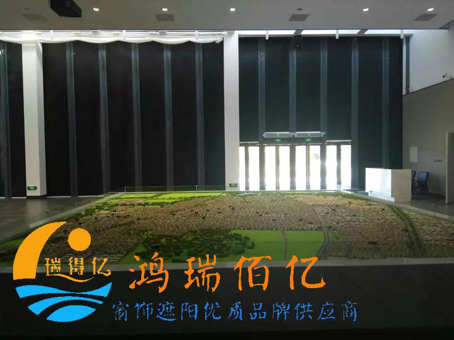 涿州展览馆电动卷帘